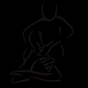 Un masseur bien-être en action pour un massage sur Arras